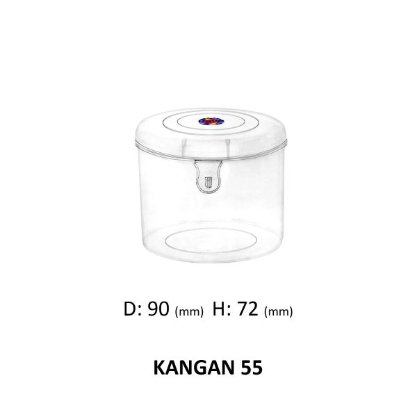Round packaging containers manufacturer