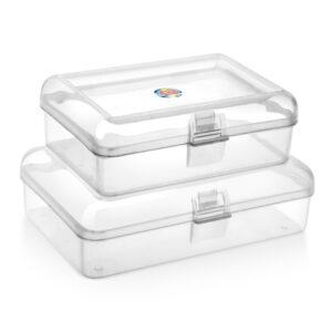 Bonus plastic container