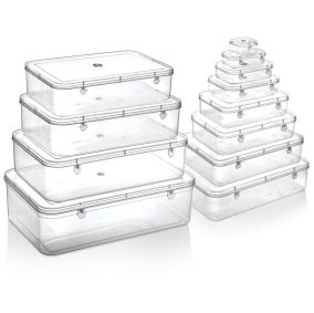 Keeper Plastic Container