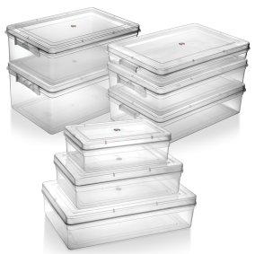 Khoka Plastic Containers
