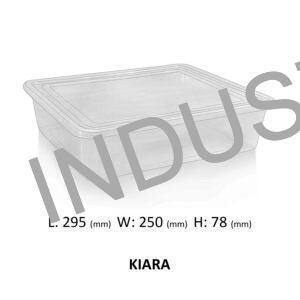 Kiara Plastic Container