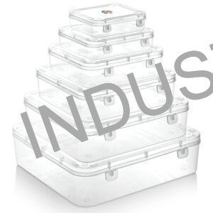 Kingdom Plastic Container