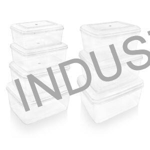 Klass Plastic Container
