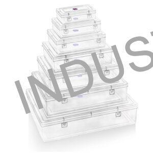 Klick Plastic Container