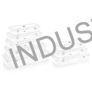 Konica Plastic Container